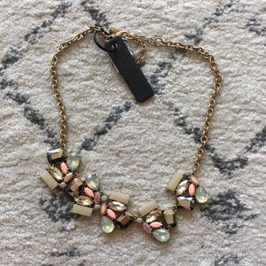 J crew pastel necklace